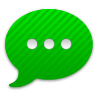 Messages BETA App Icon Replacement by cyb0rgeek