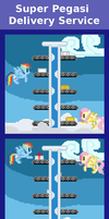 Super Pegasi Delivery Service by Zztfox