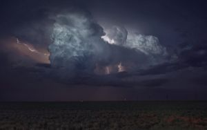 Monster in the Dark by MattGranzPhotography