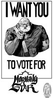 Dorobov wants your vote! by BistroD