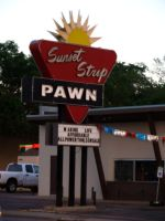 Sunset Strip Pawn by MollyConnollyxx