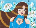 Lily Del Valle 2014 by Lily-de-Wakabayashi