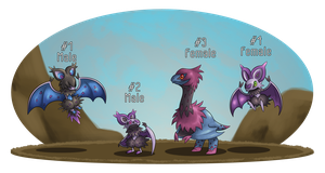 PKMNation Murmur X Sheldon Clutch [CLOSED] by Aetherium-Aeon