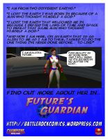 Future's Guardian Ad - Galatea Future by djmatt2
