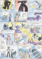 Pokemon Platinum Nuzlocke 50 by CandySkitty