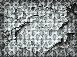 cracked wallpaper by FSTextures