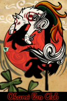 :Okami ID Contest: by AzureWave