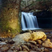 Falls at Panther Branch by TheHungerArtist
