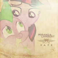 Miranda Lambert - Safe (Twilight Sparkle + Spike) by AdrianImpalaMata