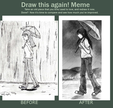 Before and After Meme by TheCuttlefishCaptain