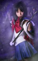 Sailor Saturn by umibe