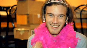 I'M NOT GAY, YOU GAY! PEWDIEPIE GIF by ThatNekohacker