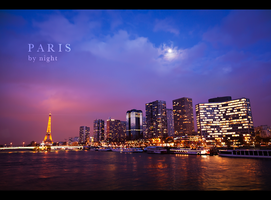 paris by night by LeMex