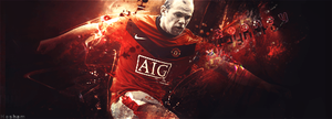 Rooney by HeshamGFXER