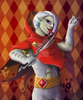 Demon Lord, Ghirahim by TheDarkXelloss