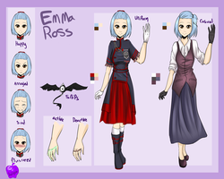 Emma Ross updated Ref + Bio by Apple--Queen