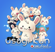 Usagi-kun by Neeja