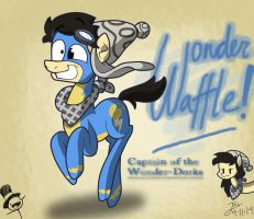 Gift For The Waffle, Fin. by Trace-101
