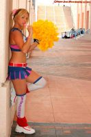 Lollipop Chainsaw - Juliet Starling 04 by k-MorrigaN