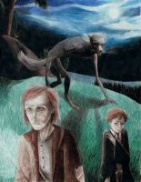 Remus Lupin by MYthology1