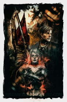 Silent Hill 2 - Atonement by JustAnoR