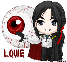Louie of gaiaonline by lyxven