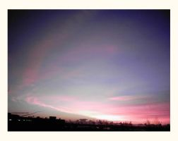 Pink Sky one by curtition