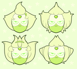 Peridots Hair What by zamii070