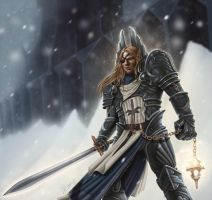 Markus Flashheart by cryptfever