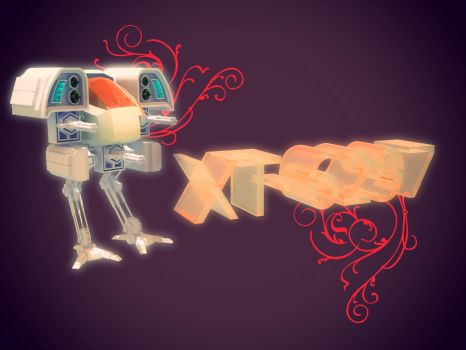 First 3d XT-6297 by pococoy
