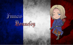 France Wallpaper by Sandwitch-Wizard
