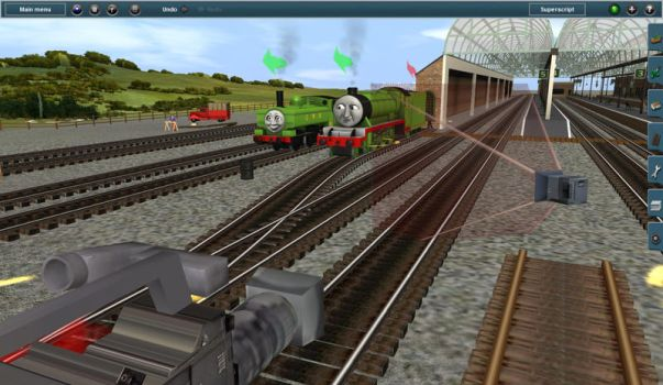 Henry Strikes Back (Behind The Scenes) by demarm1youtube