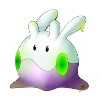 Goomy by Silverdart99