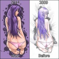 Before and After by ViiPer93