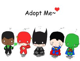Who would you adopt by monkeyartist30654
