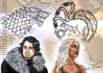 Game of thrones by hanaS2