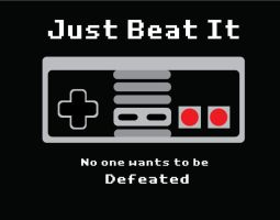 Just Beat It by mowaie