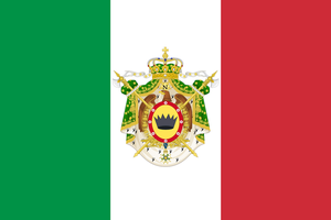 Napoleonic Kingdom of Italy - Alternative flag by LarrySFX