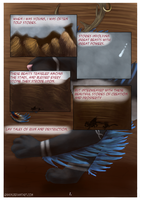 The Last Aysse: Prologue Page I. by Enaxn