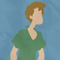 Shaggy Rogers (Simplistic) by Geoffery10