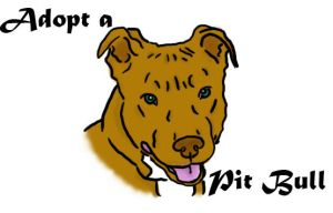 Adopt a Pit Bull by chickenfoot87