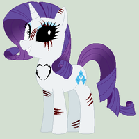 Lil' Miss Rarity by BloodIust
