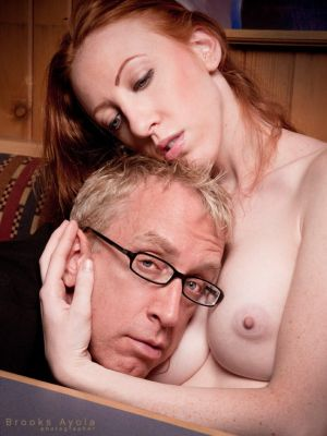 Andy Dick with Chara by bayola
