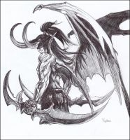 Illidan by Xxephan
