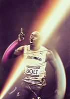 Bolt !! by LONERRAMI