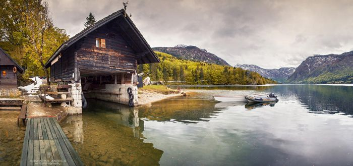 Lake Bohinj by DominikaAniola