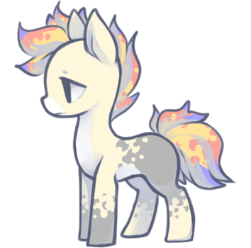 Pony Adopt (CLOSED) by ConfusionsChill