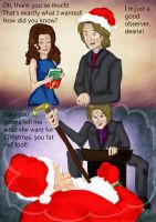 Rumbelle: perfect gift by hollys14