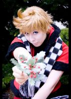 Roxas - All I want... by FujimiyaRan