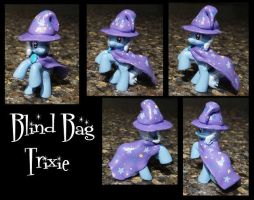 Blind Bag Trixie No2 by stripeybelly
